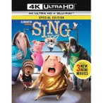 SING/シング UltraHD 【Blu-ray】