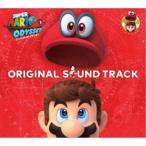 (ゲーム・ミュージック)/SUPER MARIO ODYSSEY ORIGINAL SOUNDTRACK 【CD】