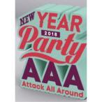 AAA/AAA NEW YEAR PARTY 2018 【DVD】