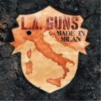 L.A.ガンズ/メイド・イン・ミラン 【CD+DVD】