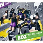 TWICE/BDZ《限定盤A》 (初回限定) 【CD+DVD】