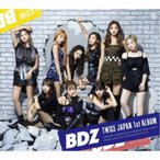 TWICE/BDZ《限定盤B》 (初回限定) 【CD+DVD】