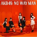 AKB48/NO WAY MAN《Type A》 (初回限定) 【CD+DVD】