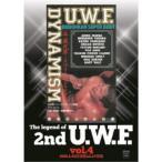 The Legend of 2nd U.W.F. vol.4 1989.1.10武道館 2.27徳島  DVD
