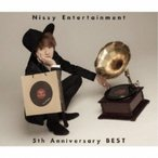 Nissy(西島隆弘)/Nissy Entertainment 5th Anniversary BEST《通常盤》 【CD+DVD】