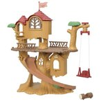 シルバニアファミリー コ-61 森のどきどきツリーハウスおもちゃ こども 子供 女の子 人形遊び ハウス 3歳