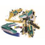 新幹線変形ロボ シンカリオン DXS101 シンカリオン E5はやぶさ MkII おもちゃ こども 子供 男の子 電車 3歳