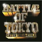 BATTLE OF TOKYO  ENTER THE Jr.EXILE  CD Blu-ray