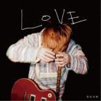 LOVE  初回生産限定盤   DVD付   特典なし