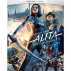 アリータ バトル エンジェル 2枚組ブルーレイ DVD  blu-ray