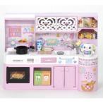 リカちゃん LF-06 おしゃべりいっぱいリカちゃんキッチンおもちゃ こども 子供 女の子 人形遊び 家具