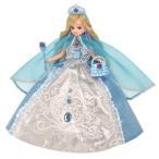 リカちゃん ゆめみるお姫さま アクアクリスタルドレス おもちゃ こども 子供 女の子 人形遊び