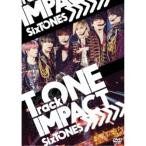 SixTONES/TrackONE -IMPACT-《通常盤》 【DVD】