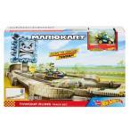 ホットウィール マリオカート ドッスン トラックセットおもちゃ こども 子供 男の子 ミニカー 車 くるま 5歳 スーパーマリオブラザーズ