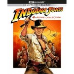 インディ・ジョーンズ 4ムービーコレクション 40th アニバーサリー・エディション UltraHD《UHD BD※専用プレーヤーが必要です》 【Blu-ray....
