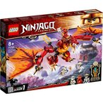 LEGO レゴ ニンジャゴー ファイヤー・ドラゴンの攻撃 71753おもちゃ こども 子供 レゴ ブロック 8歳