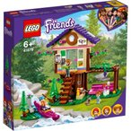 LEGO レゴ フレンズ ハートレイクの森のおうち 41679おもちゃ こども 子供 レゴ ブロック 6歳