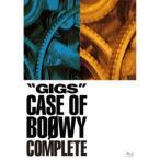 BOOWY/GIGS CASE OF BOφWY COMPLETE 【Blu-ray】