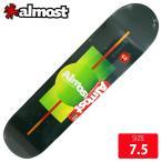 ALMOST オールモスト デッキ GRADIEBT FOREST DECK 7.5 AMD-299 スケートボード SKATEBOARD スケボー