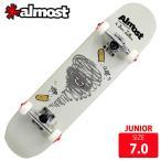 ALMOST オールモスト コンプリート セット FURY SLATE DECK 7.0 AMC-010 完成品 ジュニア用 スケボー スケートボード キッズ