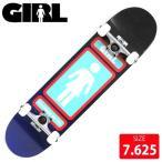 GIRL COMP ガール コンプリート BRANDON BIEBEL MEDIUM DECK サイズ 7.625 GLC-006 完成品 組立て済 スケートボード スケボー