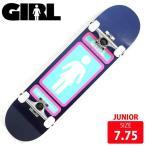 GIRL COMP ガール コンプリート ANDREW BROPHY LARGE DECK サイズ 7.75 GLC-007 完成品 組立て済 スケートボード スケボー