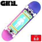 GIRL COMP ガール コンプリート SEAN MALTO X-LARGE DECK サイズ 8.0 GLC-008 完成品 組立て済 スケートボード スケボー