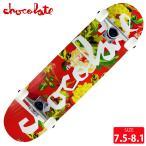 スケボー  コンプリート チョコレート CHOCOLATE STEVIE PEREZ COMPLETE DECK サイズ 7.5 8.1 完成品 組立て済 スケートボード