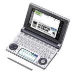 CASIO Ex-word 電子辞書 一般・総合モデル(ビジネス/140コンテンツ) XD-D8500 GM