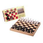 木製 エリーゼキャッスル チェス