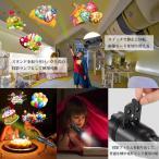 WINTECH プロジェクションライト 懐中電灯 投影ライト 投影ランプ 投影おもちゃ プロジェクターおもちゃ 12枚フィルムセット付 手持