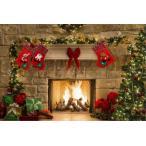 クリスマスツリー ソックス オーナメント クリスマス ソックス クリスマスブーツ クリスマス 靴下 お菓子 サンタクロースのプレゼント クリ