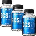 ハレオ(HALEO) GCS750 198カプセル 3個セット カーボローディング/ダイエット