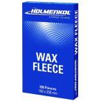 ホルメンコール(HOLMENKOL) WAX FLEECE(ワクシングペーパー・ワックスフリース 100枚入り 150×250mm) 20620 チューンナップ用品 アイロン