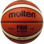 モルテン(molten) GL7X オレンジ×クリーム 7号球 BGL7X バスケ ボール 部活 バスケットボール
