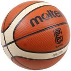 モルテン(molten) Bリーグ バスケットボール 公式 試合球 7号 BGL7X-BL B.LEAGUE 7号球 国際公認7球 検定球 天然皮革