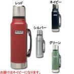 スタンレー STANLEY スタンレー クラシック 真空ボトル ネイビー 1L アウトドア 水筒 ボトル 魔法瓶 保温 保冷