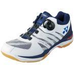 ヨネックス(YONEX) パワークッションコンフォートワイド D ネイビーブルー SHBCFWD 019 バドミントンシューズ フットウェア 靴 メンズ レディース