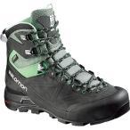 サロモン(SALOMON) X アルプ マウンテン ゴアテックス ウィメンズ(X ALP MTN GTXR W) ASPHALT/LIGHT/TT/JadeGreen L37915700 靴 シューズ 登山 レディース