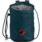 マムート(MAMMUT) Basic Chalk Bag 5851 dark chill 2290-00372 クライミング ボルダリング チョークバッグ