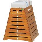 トーエイライト(TOEILIGHT) 跳び箱ST8段小型 T2697 指導用跳び箱 器械体操