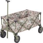 コールマン(Coleman) キャンプ用品 ストンプ アウトドアワゴン ナチュラルカモ 2000035347 アウトドア キャンプ フェス キャリーワゴン キャリーカート