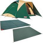 コールマン(Coleman) タフワイドドームIV/300スタートパッケージ 2000031859 キャンプ テント ドームテント ドーム型 アウトドア