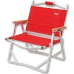コールマン(Coleman) コンパクトフォールディングチェア(レッド) 170-7670 キャンプ アウトドア バーベキュー 椅子 運動会