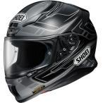 ショウエイ(SHOEI) ヴァルキリー TC-5(BLACK/GREY) Z-7 VALKYRIE バイク用品 ヘルメット フルフェイス
