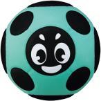 ミカサ(MIKASA) テンテンてんまり EVA 約150g 緑/黒 SL3-LGBK レジャーボール ファミリー キッズ 男の子 女の子