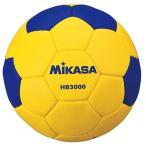 ミカサ(MIKASA) ハンド 検定球 ディンプル HB3000 黄青 3号 ハンドボール 男子用
