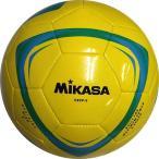 ミカサ(MIKASA) サッカーボール F4TP-Y 黄 4号球 サッカー フットサル サッカーボール レクリエーション