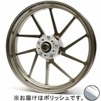 GALE SPEED(ゲイルスピード) R 600-17 POLISH [TYPE-R] CB1300SF 03-11(ABS)/CB1300SB 05-11(ABS) 28312124 バイクパーツ 足回り