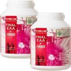 ファインラボ FINAL EAA+HMB 400g 2個セット アミノ酸サプリメント/パウダー